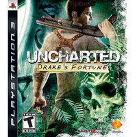Sony Uncharted: Drake's Fortune (PS3) - Pre-Owned