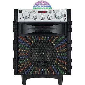Ilive Wireless Tailgate Speaker w/ Disco Ball