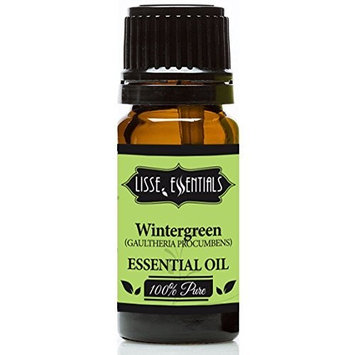 Wintergreen (Gaultheria Procumbens) Essential Oil 100% Pure Undiluted - 10 ml by Lisse Essentials