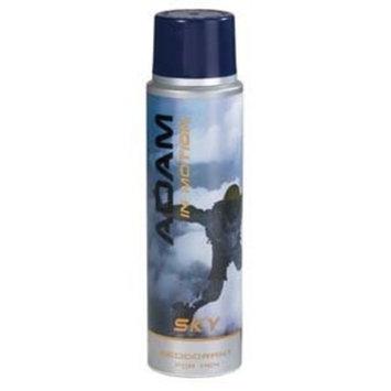 ADAM IN MOTION 'SKY' Deodorant Spray, 200ml