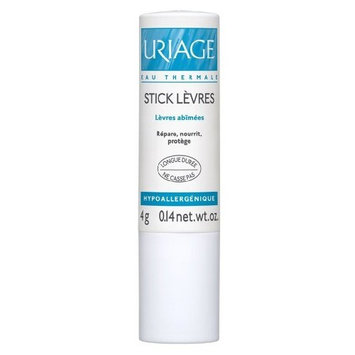 Uriage Stick Levres ,Repairing and restructuring stick that nourishes the lips and protects them from daily aggressions (free radicals, etc.) and soothes them, Quality product of France
