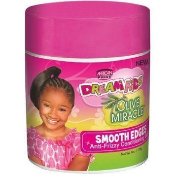 African Pride Dream Kids Smooth Edge 180 ml (Pack of 2) by AFRICAN PRIDE