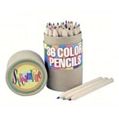 Streamline STREAMAE201 Wood Color Pencil - 36 Colors