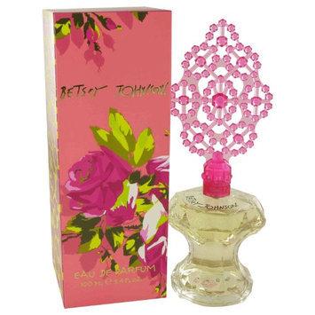 Betsey Johnson by Betsey Johnson Eau De Parfum Spray 3.4 oz