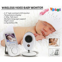 Clearance! Baby Monitor Wireless Baby Infant Monitor with Digital Camera and Night Vision (Two Way Talk Long Range)
