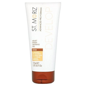 St Moriz Gel Medium Advanced Pro Formula 175ml (PACK OF 2)