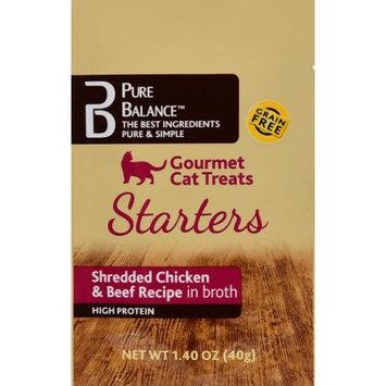 Us Pet Nutrition USPN Pure Balanceâ ¢ Gourmet Cat Treats Starters, Chicken and Beef, 1.4oz