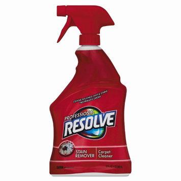 Resolve Professional Carpet Cleaner, 12/Carton