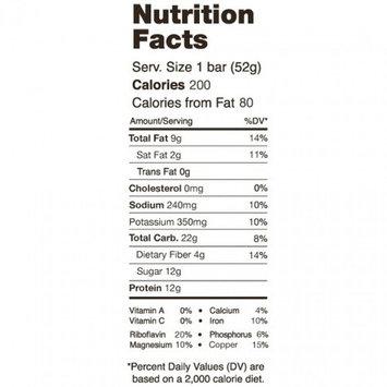 RXBAR Protein Bar Chocolate Sea Salt -- 12 Bars