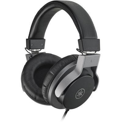 Yamaha HPH-MT7 Professional Closed-Back Studio Monitor Headphones, Black