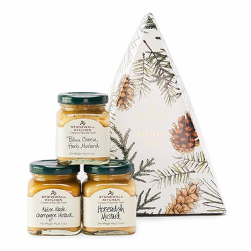 Stonewall Kitchen Holiday 2018 Mustard Tree