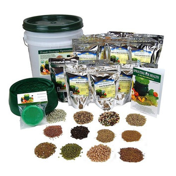 Handy Pantry Preparedness Sprouting Kit
