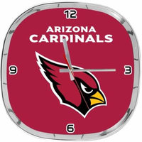 Arizona Cardinals Chrome Clock Cardinals
