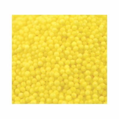 Nonpareils Yellow Bakery Topping Sprinkles colored nonpareils 8 ounces