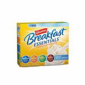 Nestle Carnation Instant Breakfast Essentials Fr Vanilla 9oz., 220kCal-Box of 10