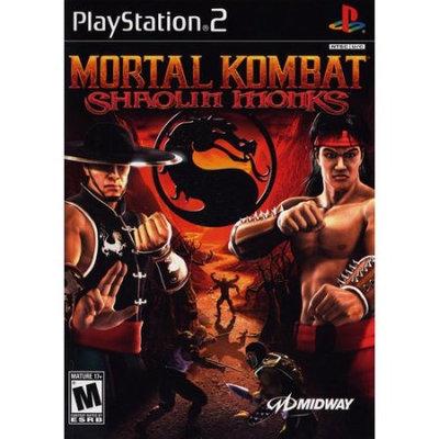 iNetVideo N02006243 Mortal Kombat Shaolin Monks PS2