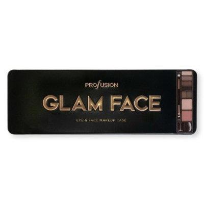 Profusion Cosmetics Glam Face Makeup Case - 5.10oz