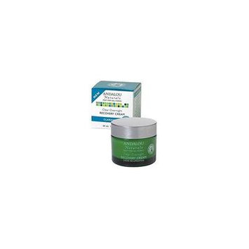andalou naturals argan stem cell recovery cream, 1.7 ounce