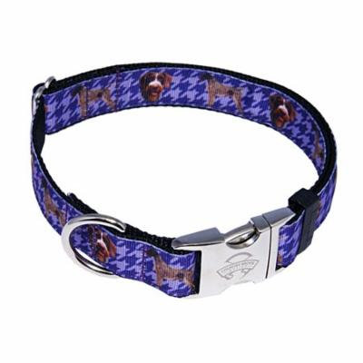 Country Brook Design® Premium German Wirehaired Pointer Ribbon Collar