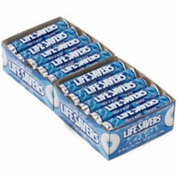 6 Pack - Lifesavers Pep-O-Mint Candy 20 pack (14 ct per pack)