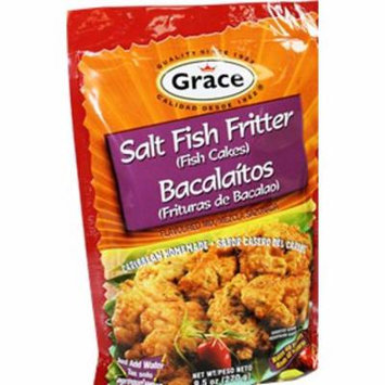 Frituras de Bacalao. Salt Fish Friters 9.5 oz