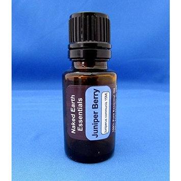 Juniper Berry Essential Oil 100% Therapeutic Pure 15 ML (8025)