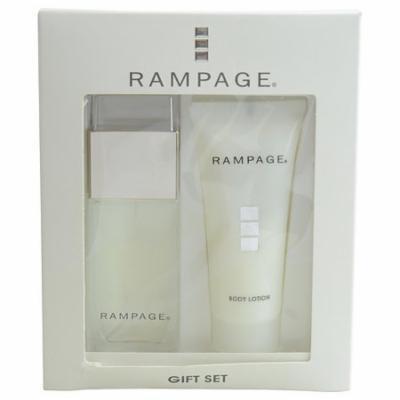 Rampage 18498144 By Rampage Eau De Parfum Spray 1 Oz & Body Lotion 1.3 Oz