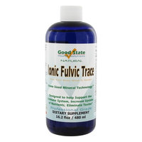 Liquid Ionic Fulvic Trace Minerals Immune Support - 16.2 fl. oz.