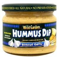 Wild Garden Roasted Garlic Hummus and Pita Chips, 6 PK (Pack of 4)
