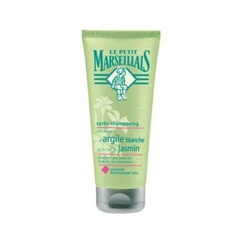 Le Petit Marseillais Conditioner with clay and milk Jasmin. Made in France. 6.7oz