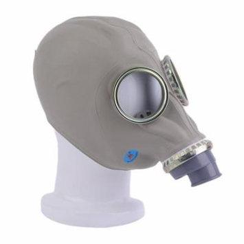 Gray Pratical Gas Mask Emergency Survival Safety Respiratory Gas Mask Anti Dust Mask