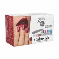 Gelish Harmony Soak Off Acrylic Powder Nail Polish Dip Manicure Set Color Kit