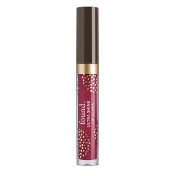 Hatchbeauty Products FOUND Lip Ultra Shine Lip Gloss with Avocado Extract, 340 Raspberry, 0.13 Fl Oz