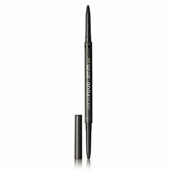 BrowFood Ultra Fine Brow Pencil Duo, Charcoal