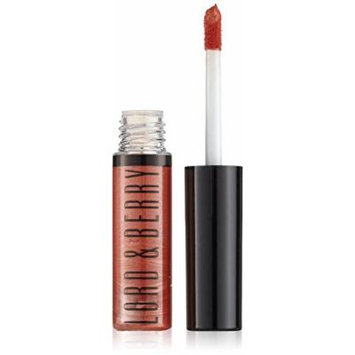 Lord & Berry Skin Lip Gloss, Tangerine, 1 fl.oz.