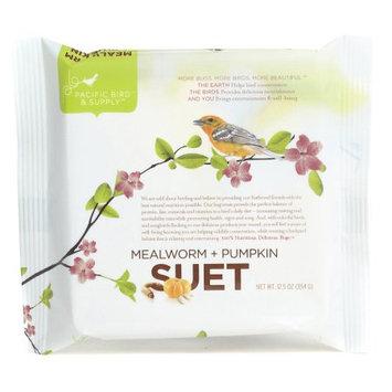 Pacific Bird & Supply Co Inc 2 Packs MLWRM PUMPKN SUET