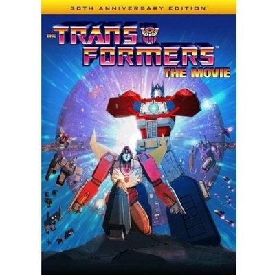 Alliance Entertainment Llc Transformers: The Movie (dvd) (anniversary Edition)