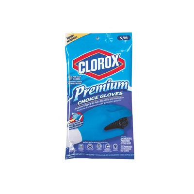 Clorox Small Latex Cleaning Gloves 99207-012