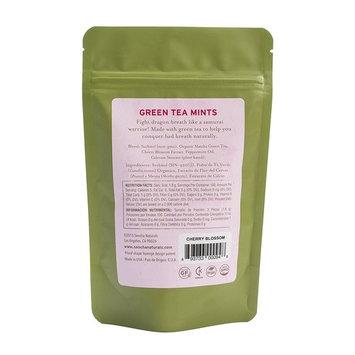 Sencha Naturals Refill Bag Green Tea Mints, Cherry Blossom, 6.3 Ounce [Cherry Blossom]