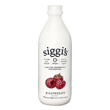 Siggi's Raspberry Non-Fat Drinkable Yogurt - 32oz