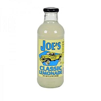 JOE TEA Classic Lemonade Tea, 20 FZ
