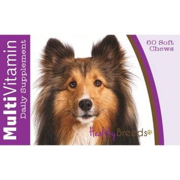 Healthy Breeds Shetland Sheepdog Multi-Vitamin Soft Chews 60 Count