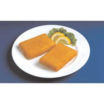 SeaCrisp Breaded Rectangle Haddock, 4 Ounce of 40 Pieces, 10 Pound -- 1 each.