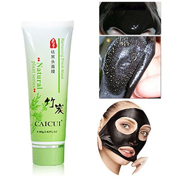 Blackhead Mask,Face Mask Suction Black Mask, Charcoal Black Face Mask, Deep Cleansing Tearing Blackhead Remover Hot, for Facial