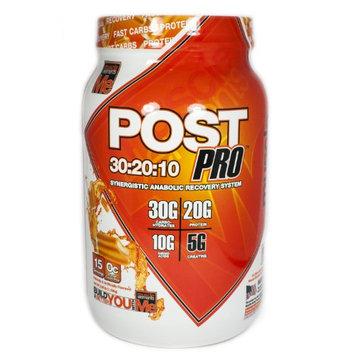 Muscle Elements Post Pro Orange Cream Pop - 15 Servings