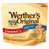 Werther's Original Sugar Free Caramels, 7.7oz