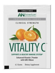 Vitality C Powder 6.5 g 20 pkts by American Nutriceuticals, LLC