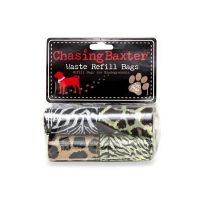 Chasing Baxter™ 120-Count Waste Refill Bags