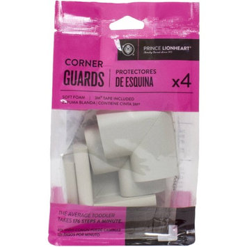 Prince Lionheart Foam Corner Guards - Grey
