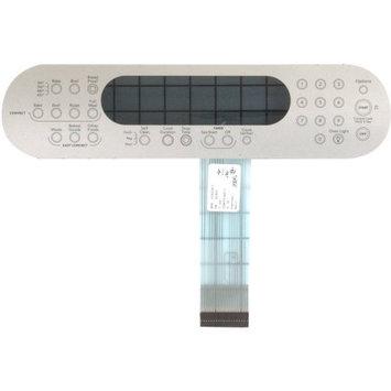 Electrolux Whirlpool 9756559ES Switch Membrane